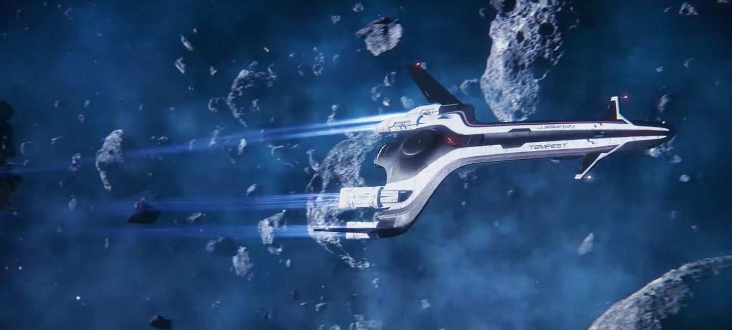 Бонусы предзаказа Mass Effect Andromeda включают броню, скины и другой контент
