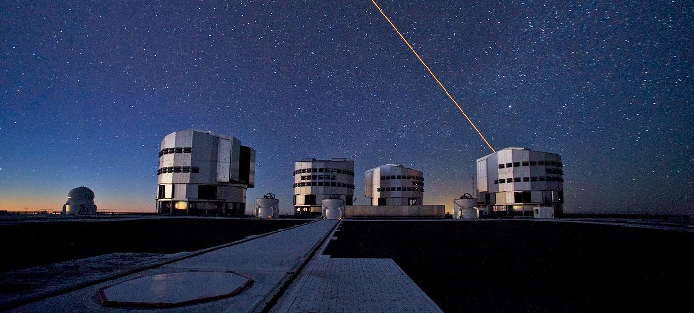Чилийский телескоп сможет искать планеты в Альфа Центавра