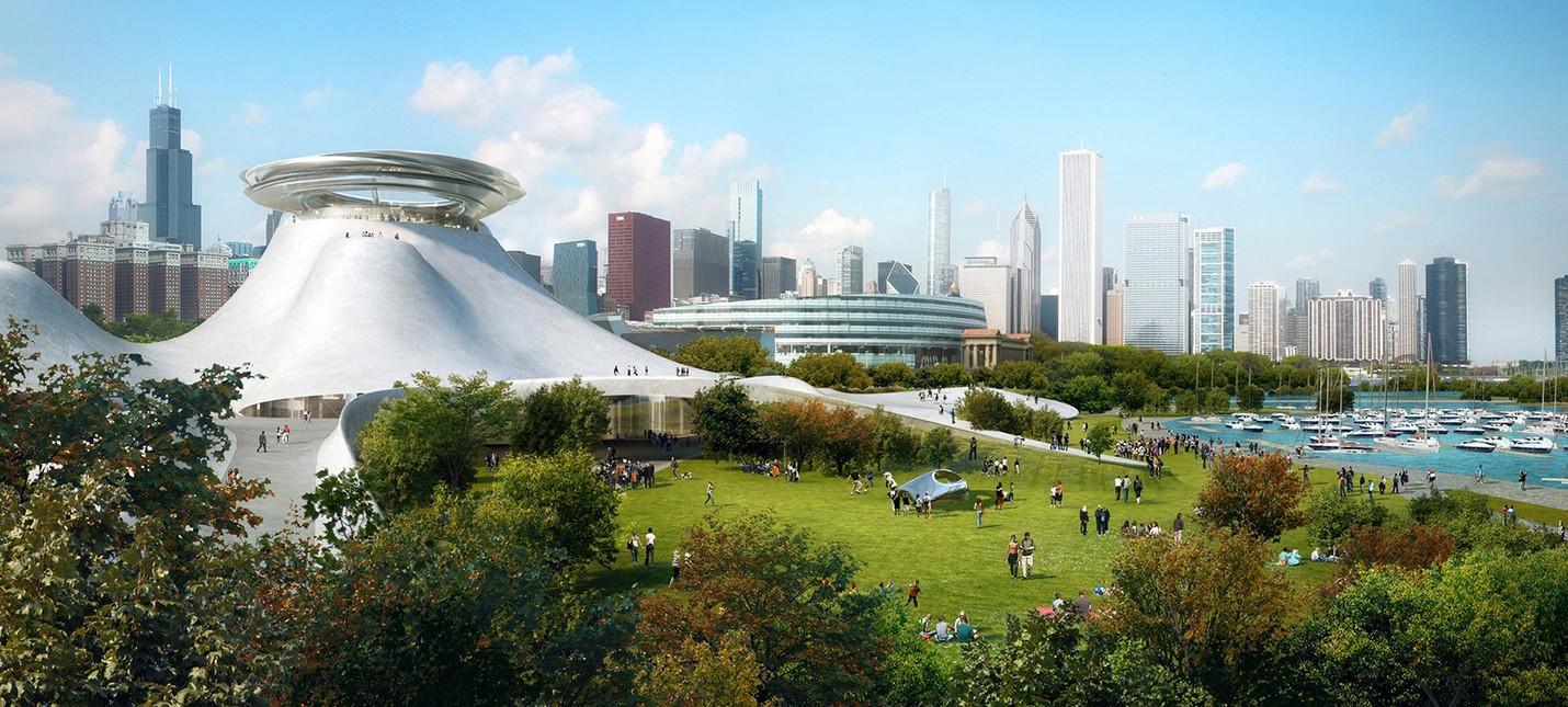 Джордж Лукас откроет музей стоимостью в миллиард долларов