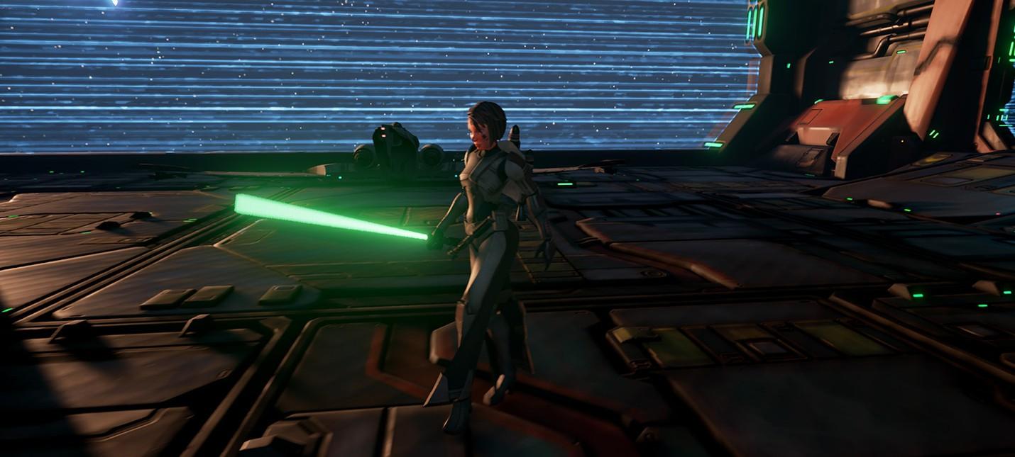 Первый взгляд на фанатскую игру Star Wars Redemption