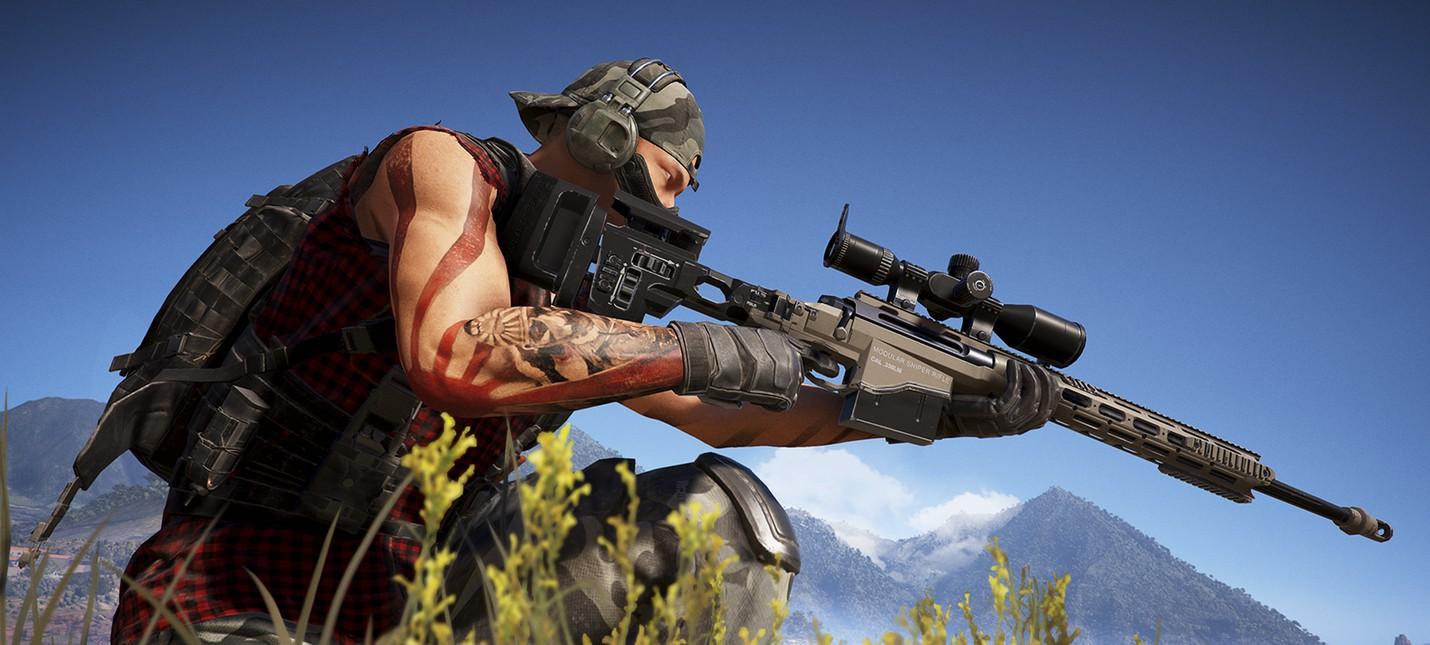 Новый геймплей Ghost Recon: Wildlands показывает миссии в разное время суток