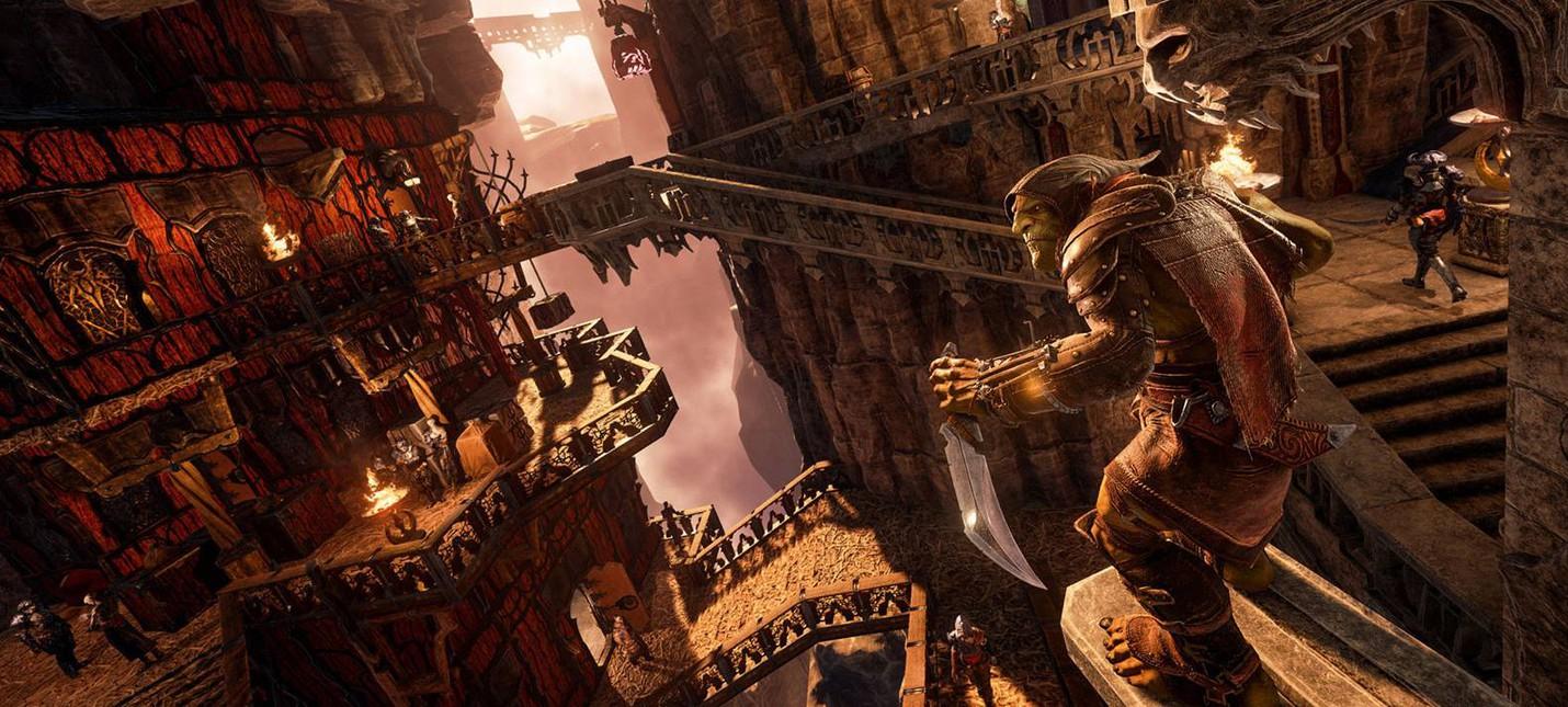 Стикс демонстрирует свои умения в новом геймплее Styx: Shards of Dakness