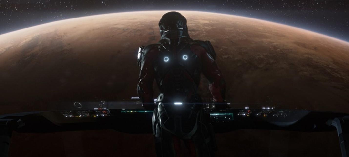 Немного подробностей крафтинга в Mass Effect Andromeda