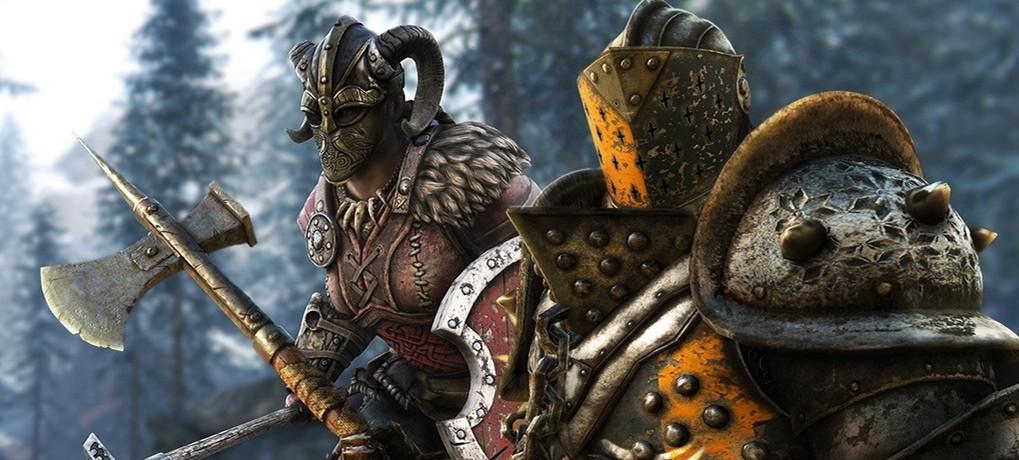 Валькирия, Законник и Нобуши в трейлерах For Honor