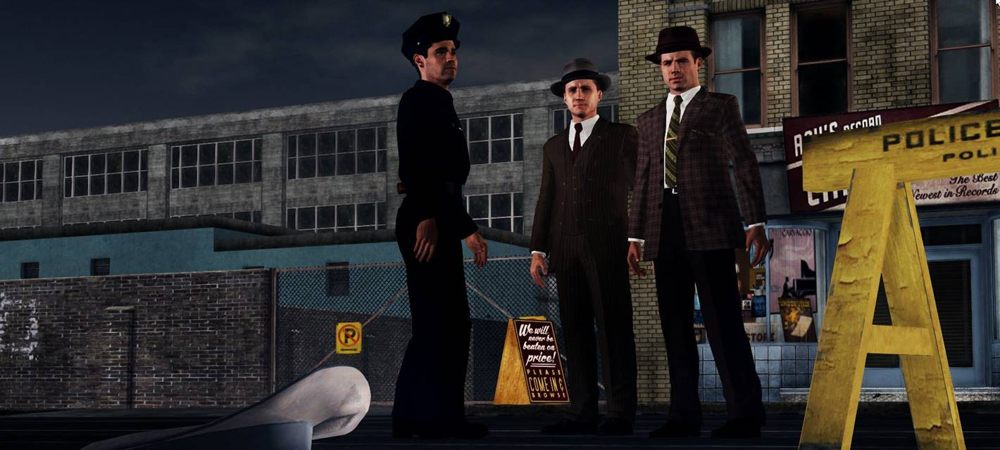 Слух: L.A. Noire выйдет на Nintendo Switch