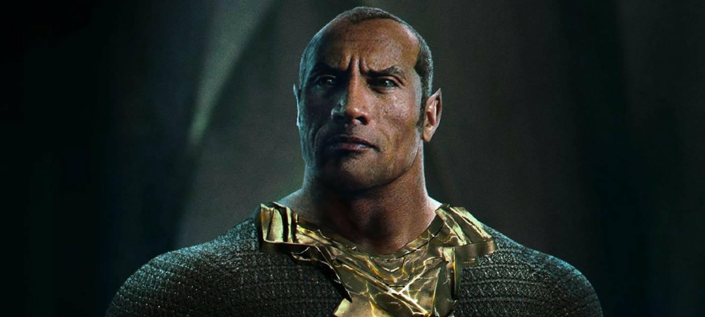черный адам получит собственный фильм во вселенной Dc Shazoo