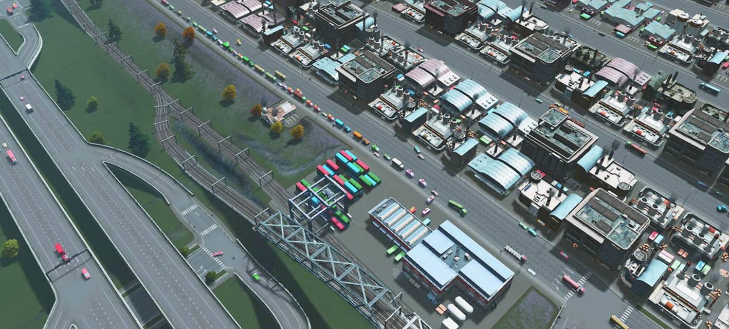 Cities Skylines для Xbox One покажут в следующем месяце