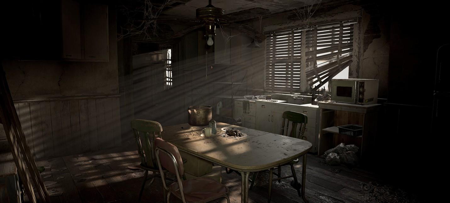 Resident Evil 7 может получить порт на Nintendo Switch