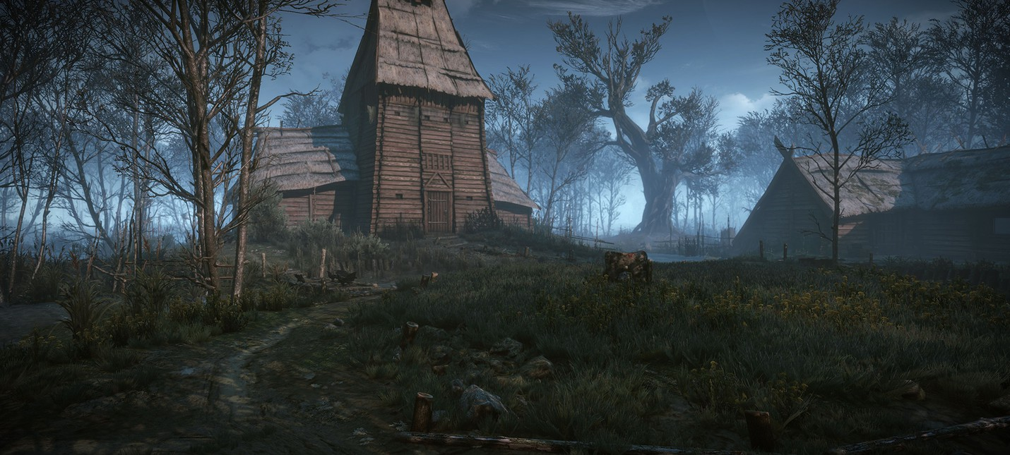 Вышел графический мод Super Turbo Lighting Mod 3 для The Witcher 3