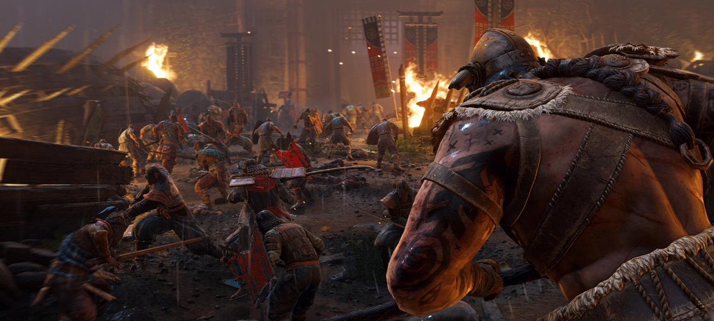Как за два года изменилась PS4-версия For Honor