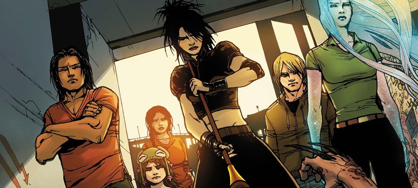 Marvel опубликовала каст актеров Runaways