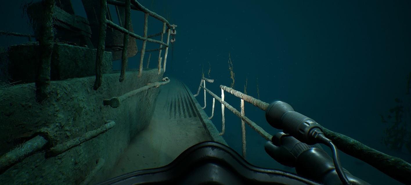 Хоррор See Light — история одного подводника