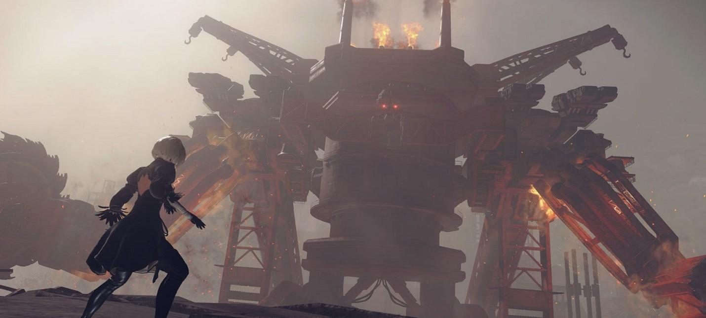 Гайд NieR: Automata — Все концовки