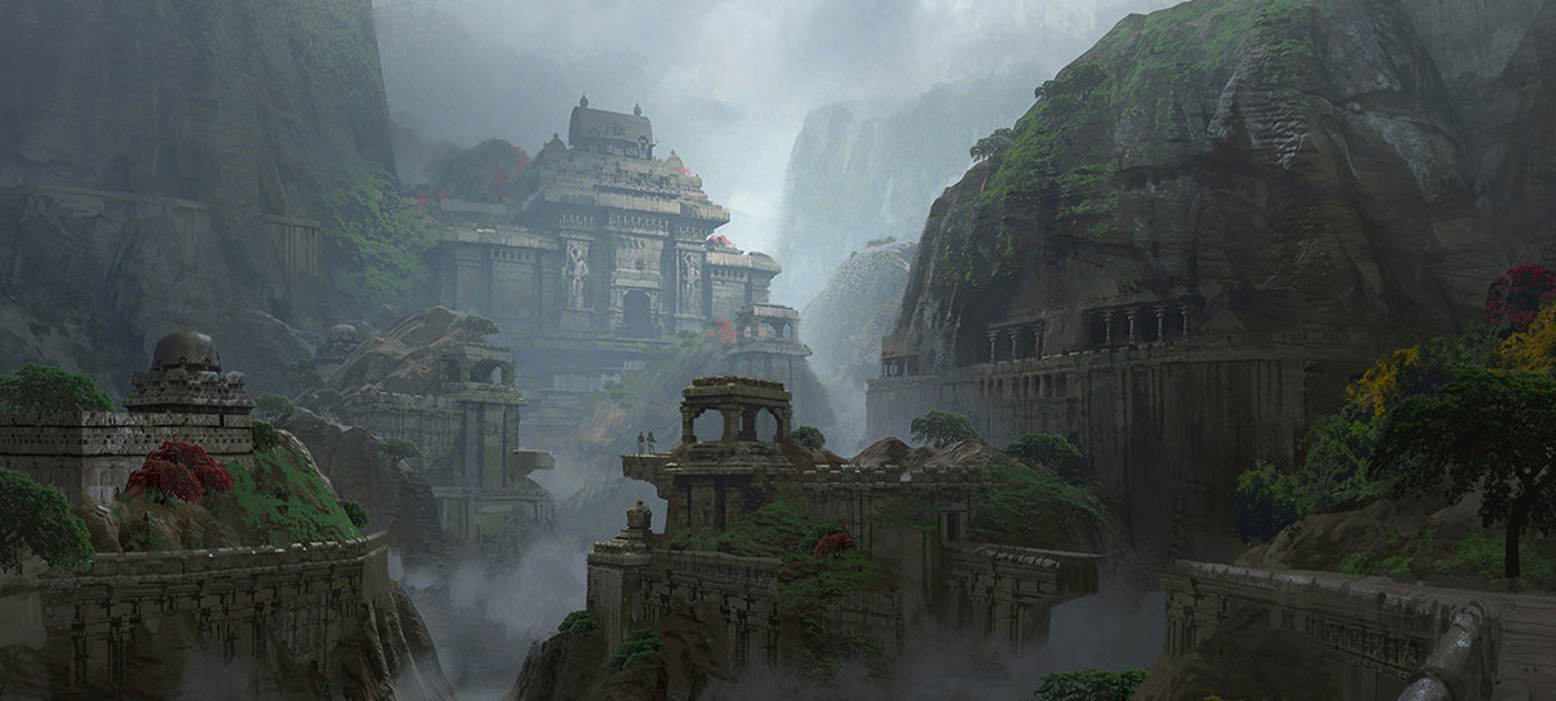 Главный злодей Uncharted: The Lost Legacy будет повстанцем-коллекционером