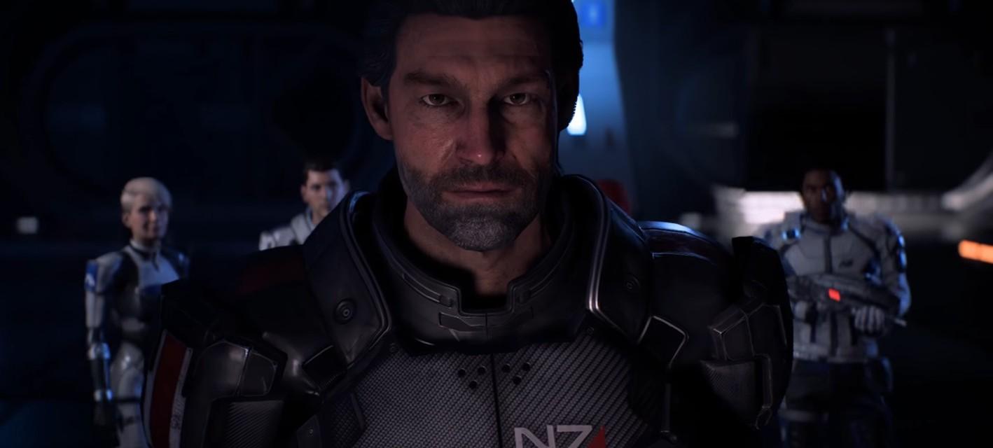 N7-броню Шепарда можно открыть в Mass Effect Andromeda