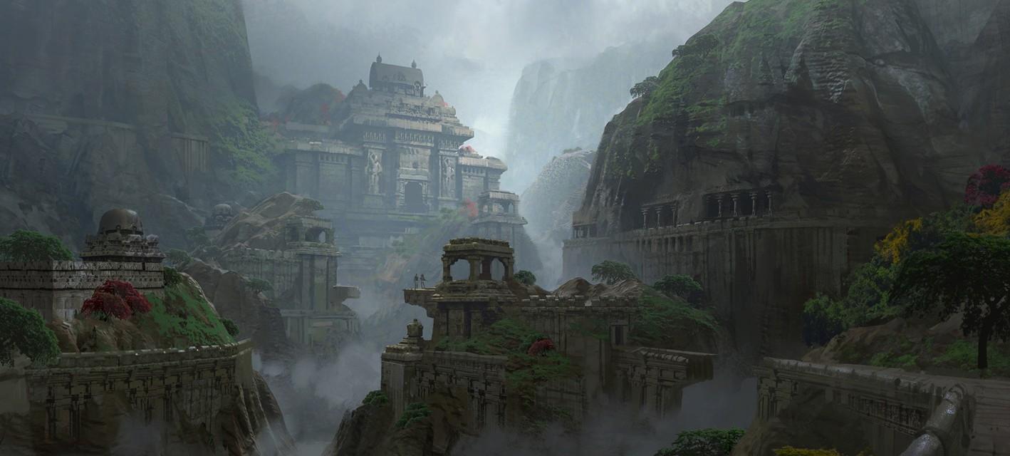 В Uncharted: The Lost Legacy будет самая большая локация в истории серии
