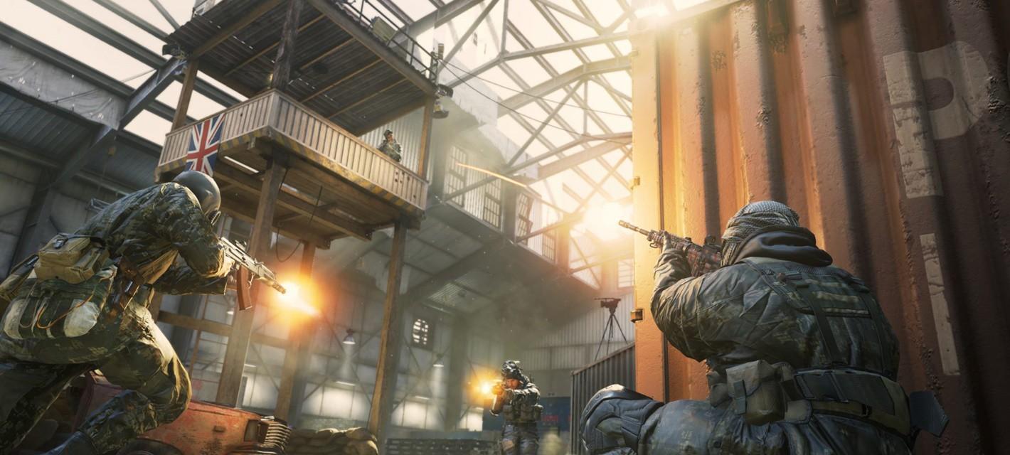 Четыре классические карты вышли для PS4-версии Call of Duty: Modern Warfare Remastered