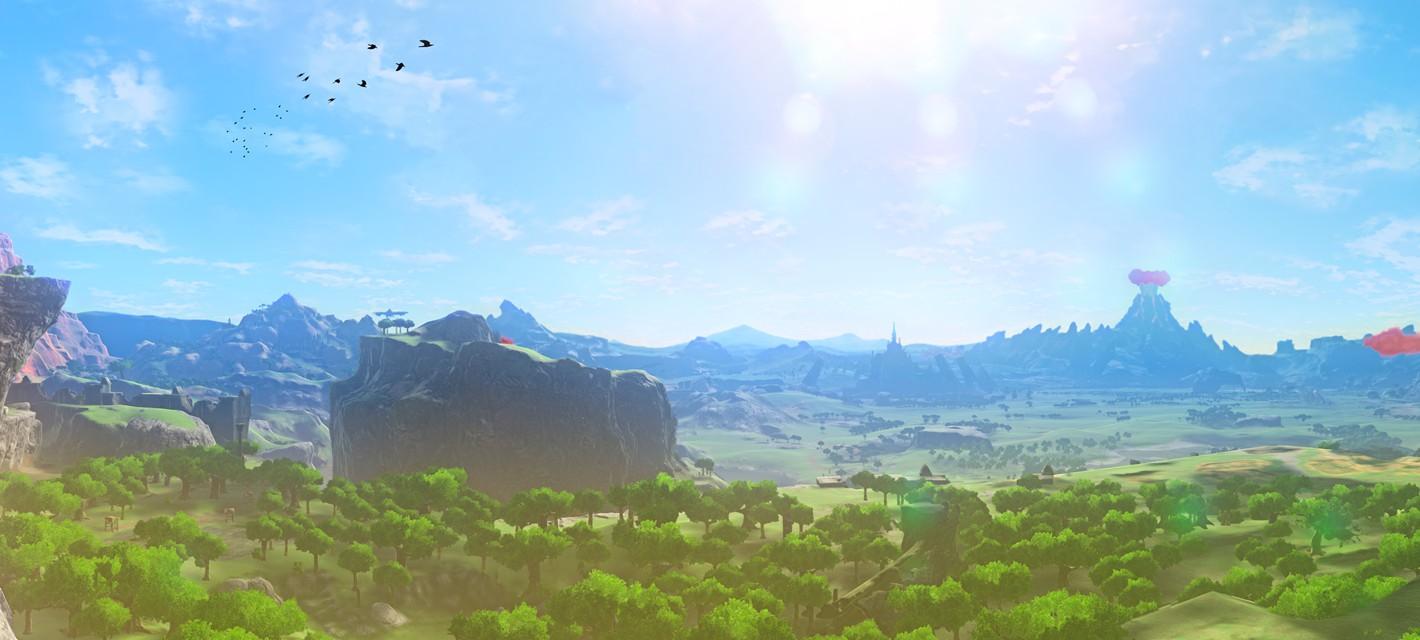 Как просто и быстро пересечь всю карту в The Legend of Zelda: Breath of the Wild