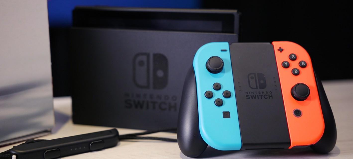 Nintendo не получает большой прибыли с продажи каждой Switch