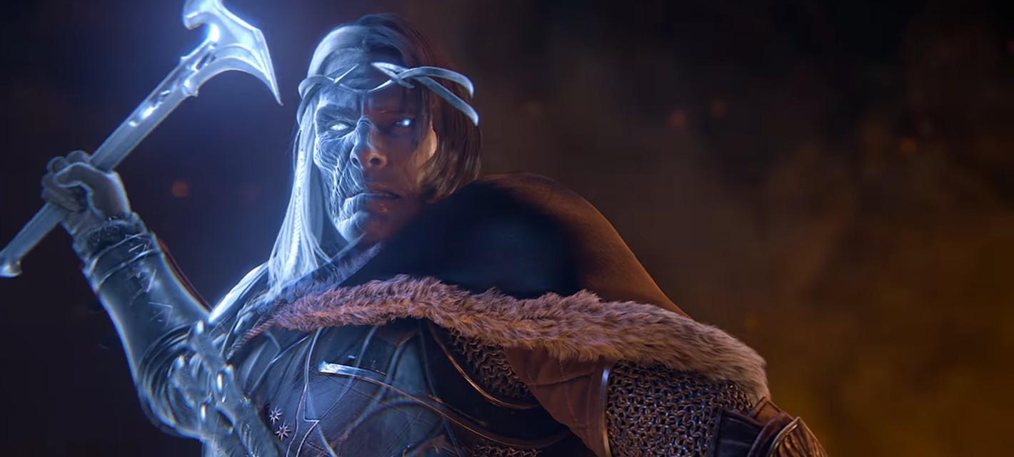 Троя Бейкера назначили ответственным за motion-capture в Middle-Earth: Shadow of War