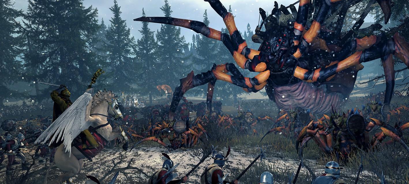 В Total War: Warhammer появится еще одна новая раса