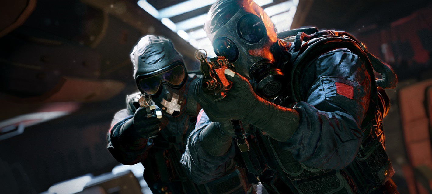 Rainbow Six Siege живее всех новых игр Ubisoft?