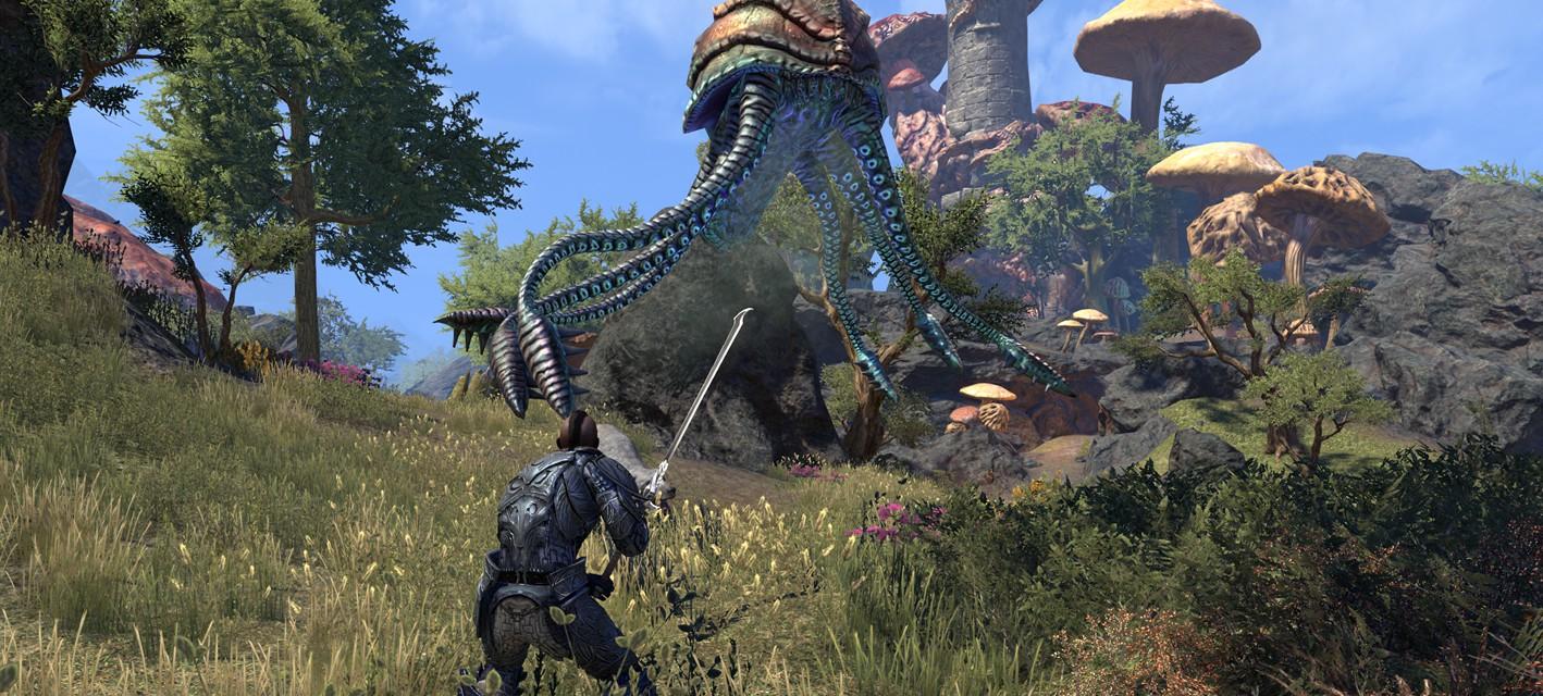E3 2017: Короткий обзор The Elder Scrolls Online