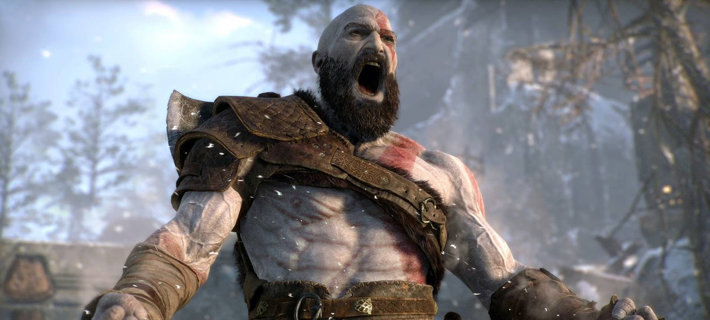 Утечка: God of War выйдет в ноябре