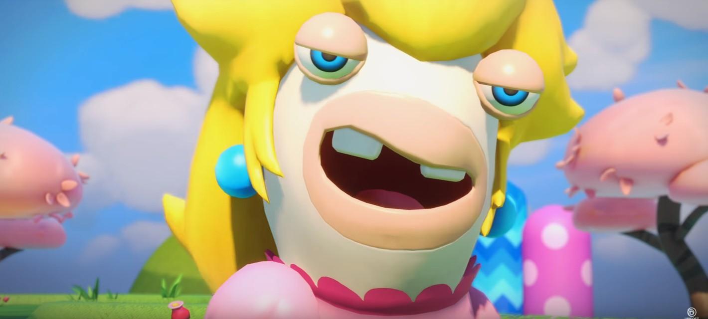 E3 2017: официальный анонс и первый трейлер Mario + Rabbids Kingdom Battle