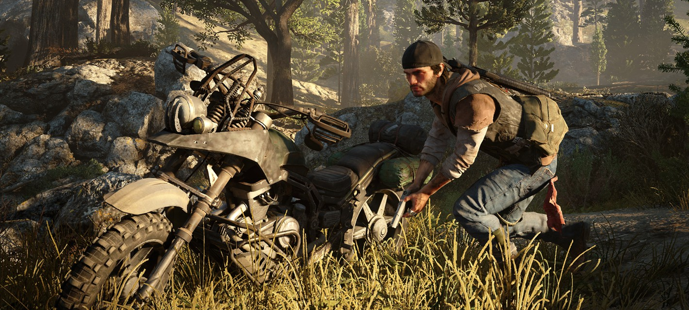E3 2017: новый геймплей PS4-эксклюзива Days Gone