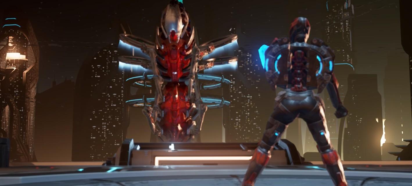 E3 2017: трейлер и дата релиза платформера Matterfall