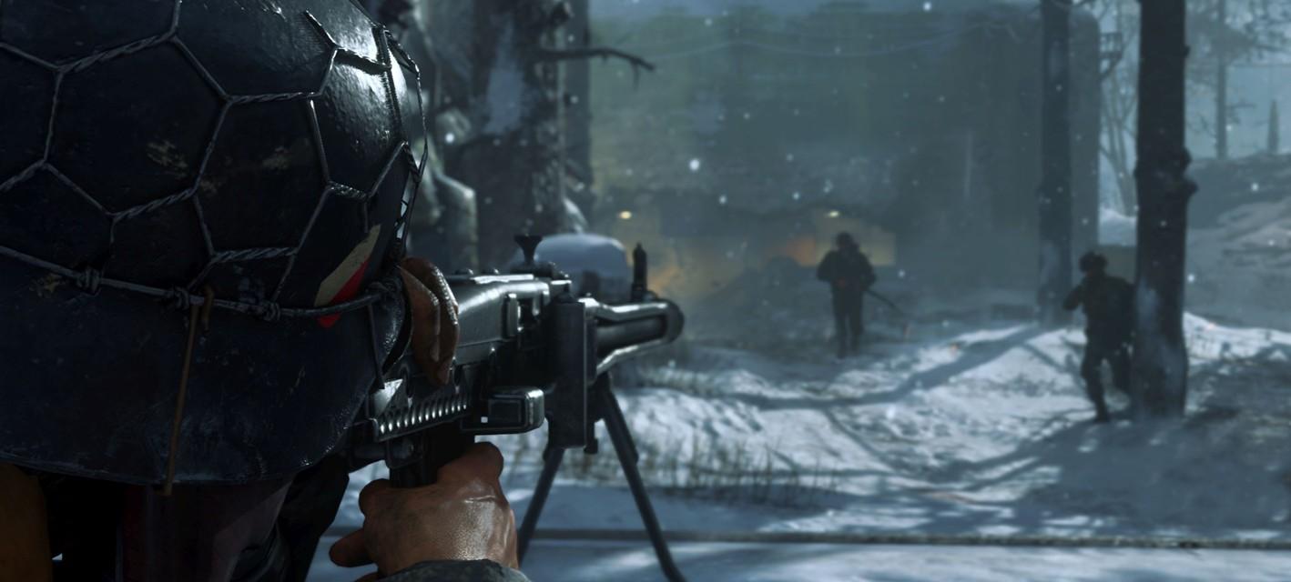 """Описание дивизий, карт и режима """"Война"""" в новых роликах Call of Duty: WWII"""