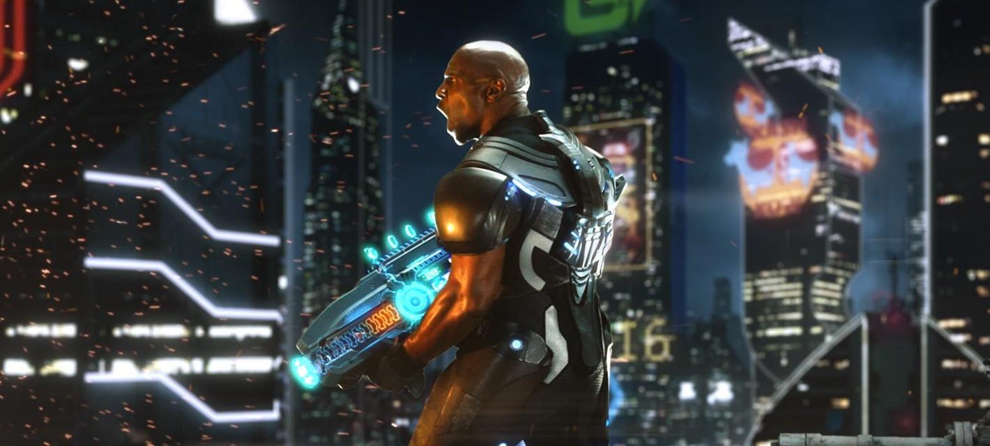 Терри Крюс будет важным играбельным персонажем в Crackdown 3