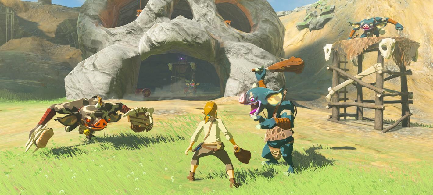 Все особенности нового Trial of the Sword DLC в новом видео Zelda: Breath of the Wild