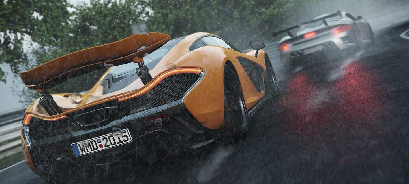 Project CARS 2 выглядит отлично на новых видео с E3 2017