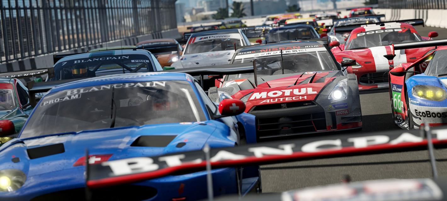 Forza Motorsport 7 займет сотню гигабайт на вашем жестком диске
