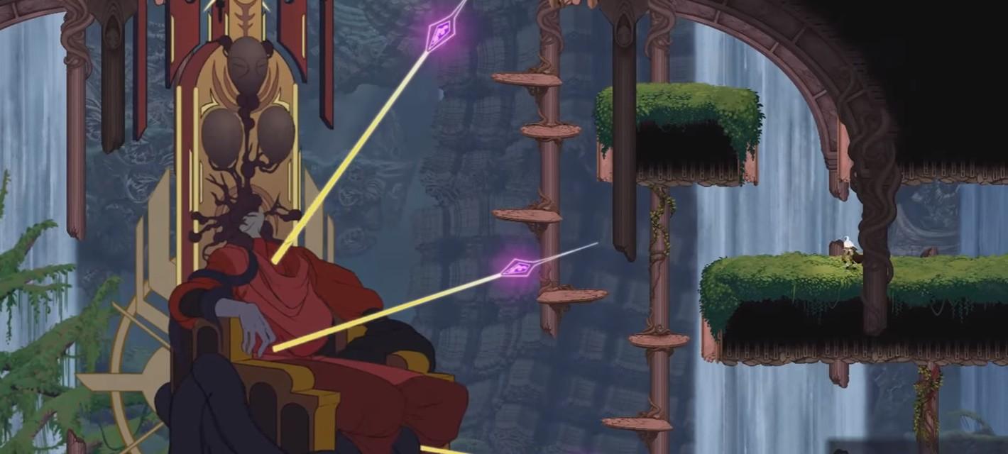 Необычные противники, древо развития и битва с огромным боссом в новом геймплее Sundered