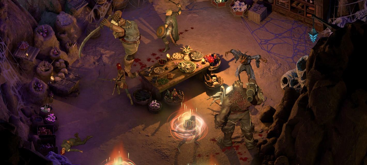 15 минут геймплея Pillars of Eternity II: Deadfire c комментариями разработчиков