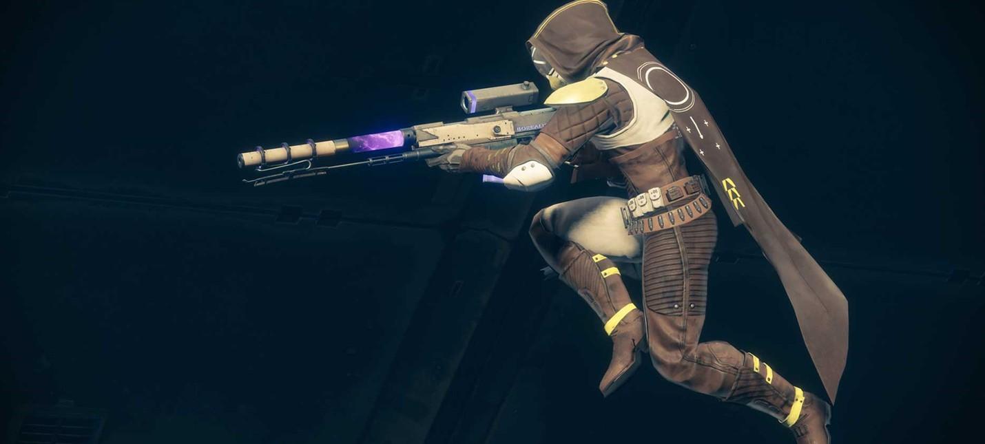 Демонстрация нового хаба в Destiny 2