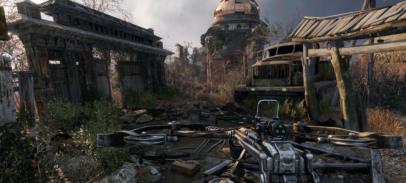 4A Games не верила, что Metro: Exodus возможна
