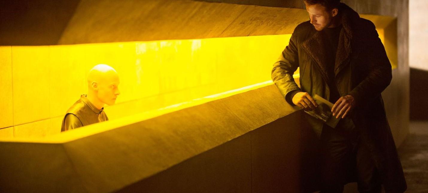 Несколько новых кадров Blade Runner 2049