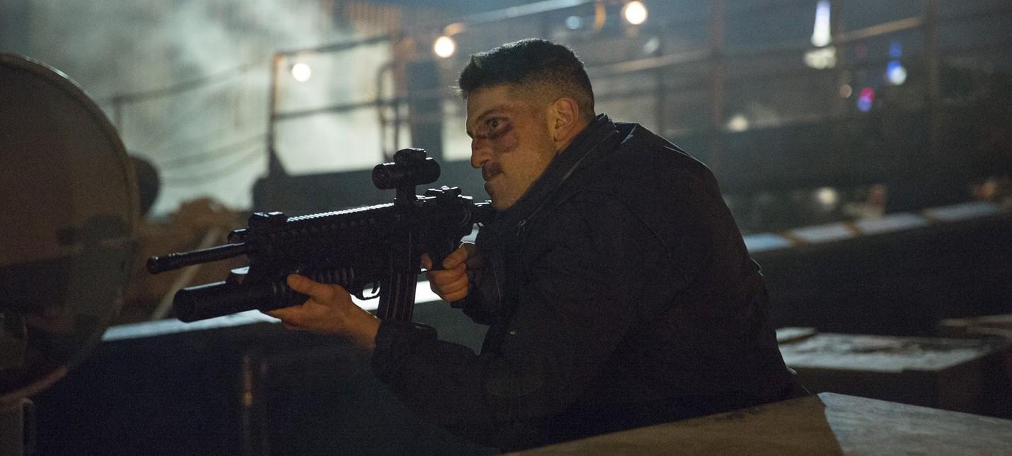 У Карателя будет боевой минивэн в The Punisher