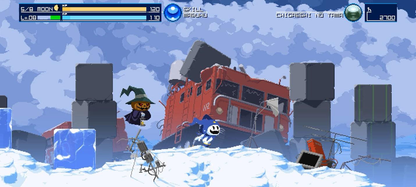 Вышла бесплатная PC-игра Shin Megami Tensei