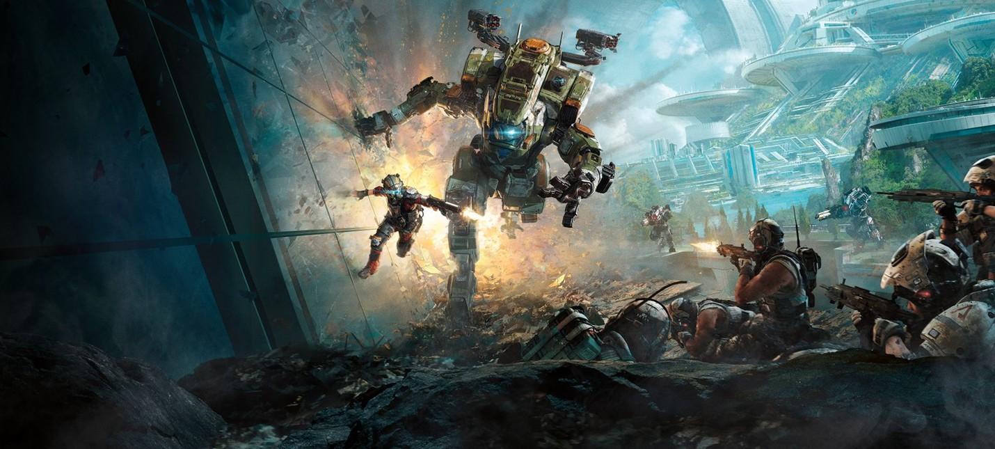 Мод Titanfall 2 позволяет создавать свои карты для забегов