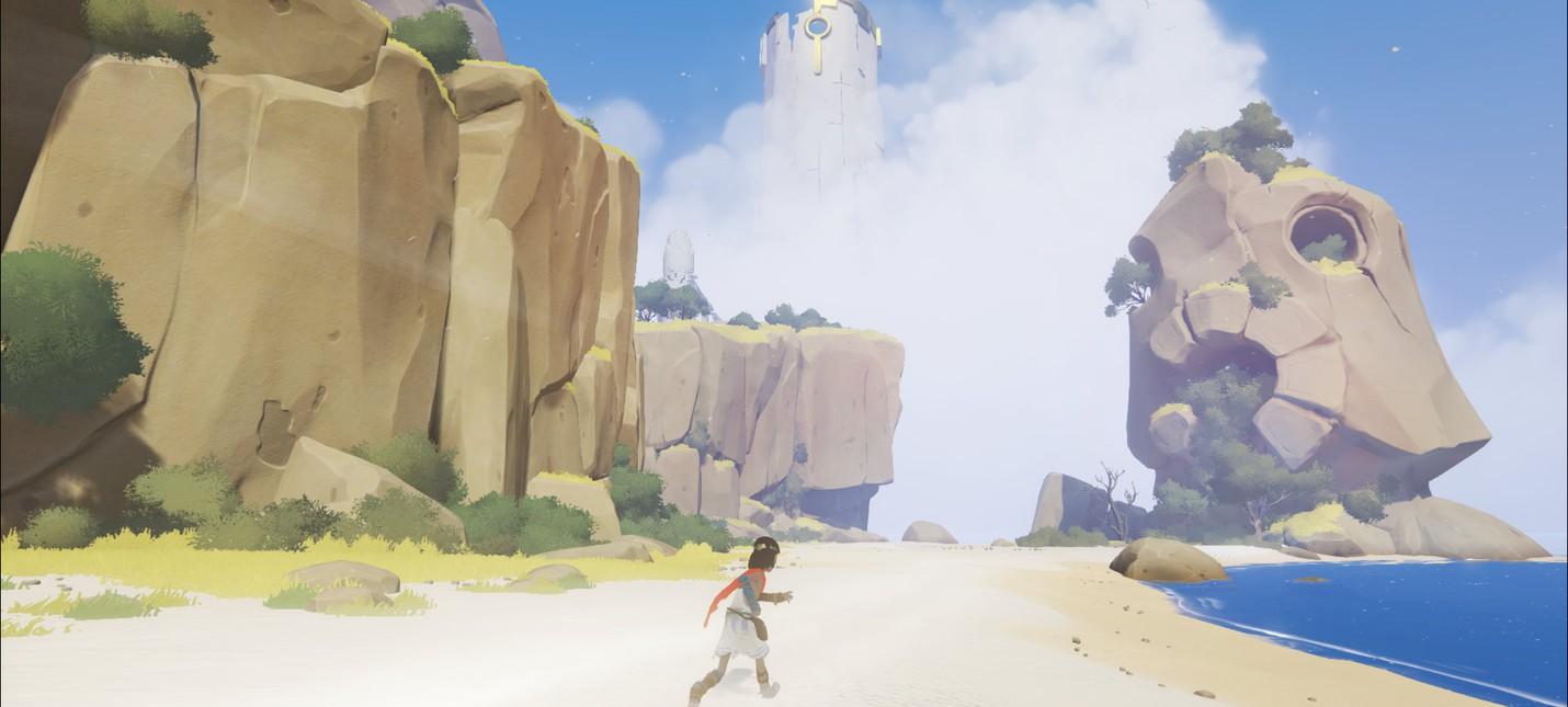 Бесплатными играми февраля для подписчиков PS Plus стали RiME и Knack