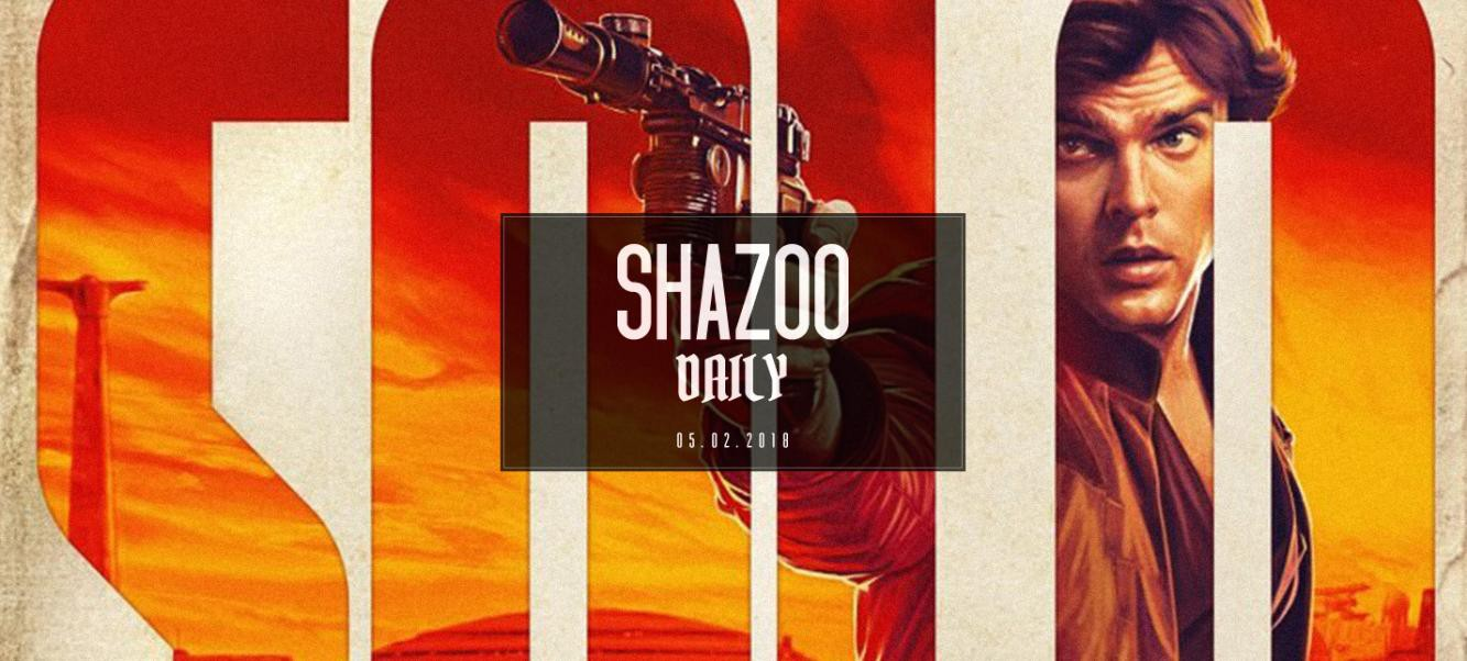 Shazoo Daily: Проще, чем Дуга Кесселя