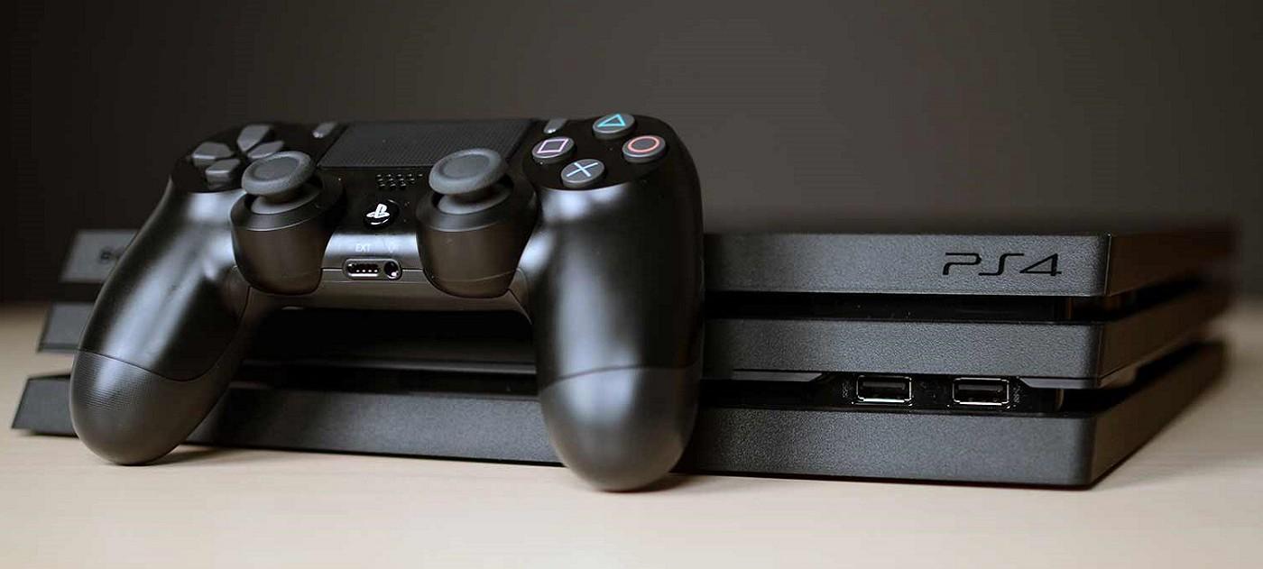 Sony улучшит графику PS4 Pro на телевизорах без 4К
