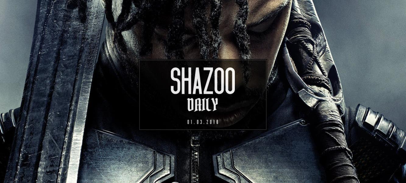 Shazoo Daily: лучший плейлист