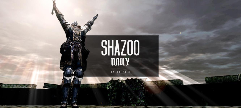 Shazoo Daily: пятница ненастоящая