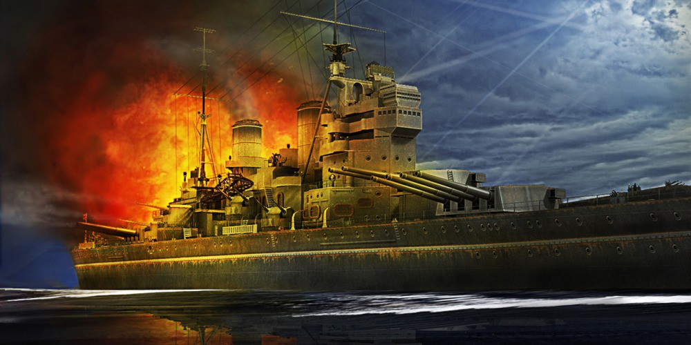 E3-тизер World of Battleships